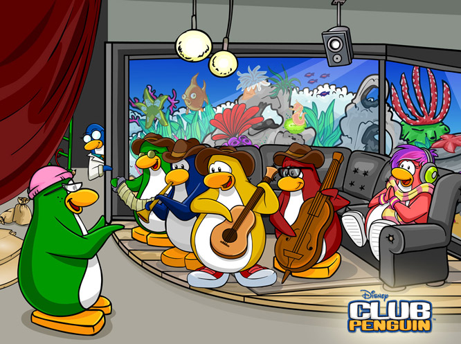 club pinguin