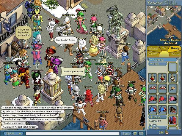 Mundos Virtuales Y Metaversos