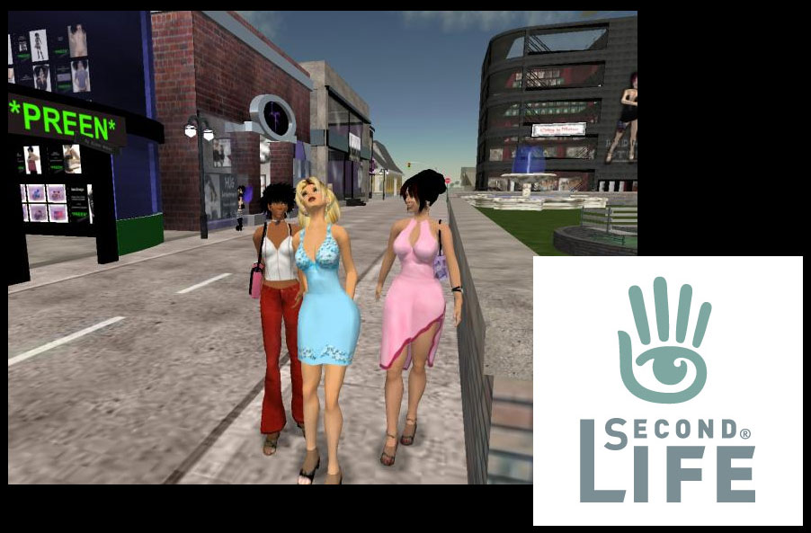 the use of second life in Official second life apis: registration api - register sl residents from a web page map api - embed sl maps in your site inventory api - provides information on.